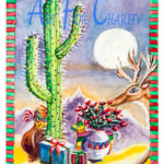 Christmas Treasures - Watercolor on paper - 4 inches x 6 inches