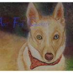 Forever Loyal - Watercolor on paper - 24 inches x 18 inches - Printed card 6 inches x 4 inches